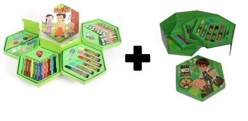 Buy Buy 1 Get 1 Free Imaginative Arts Colour Kit For Kids - 46 Pieces online