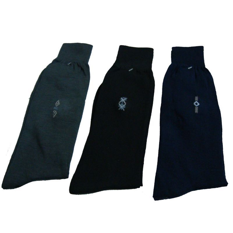 Buy Pack Of 3 Pairs Cotton Fit Socks online