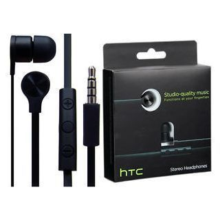 Buy Htc E240 Wired Headset With Flat Tangle Free Cable - OEM online