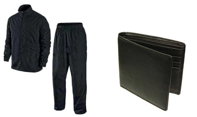 Buy Rain Breaker Complete Rain Suit With Carry Bag And Leatherite Wallet online