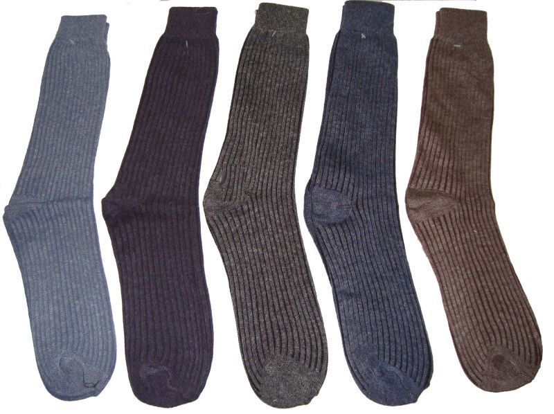 Buy Pack Of 5 Pairs Cotton Socks online