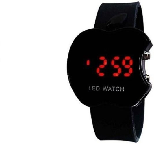 Buy Elwin Apple LED Digital Watch - For Boys, Men, Girls, Women online