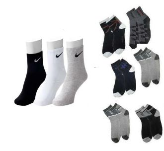 Buy Branded Socks Set Of 3 Ankle Socks Set Of 6 Combo Offer online