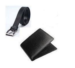 Buy Leather Wallet With Belt online