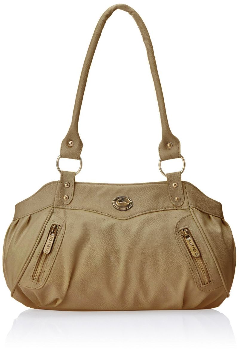 Buy Fostelo Elite Swann Cream Handbag online