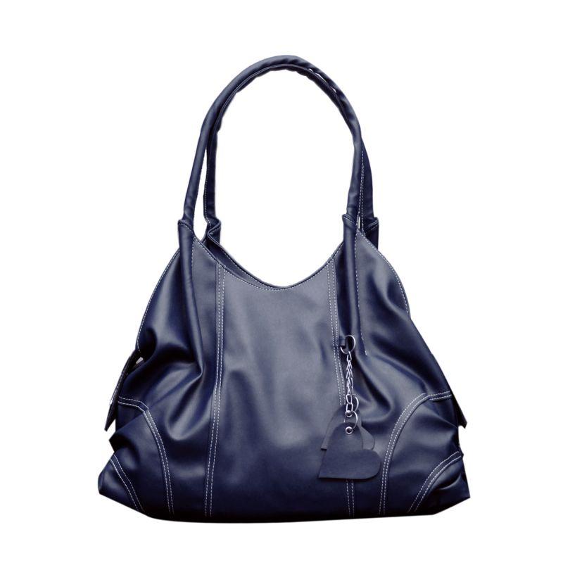 Buy Fostelo Lil Hearts Purple Handbag online