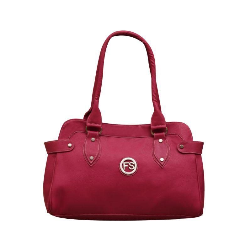 Buy Fostelo Dazzling Pink Handbag online