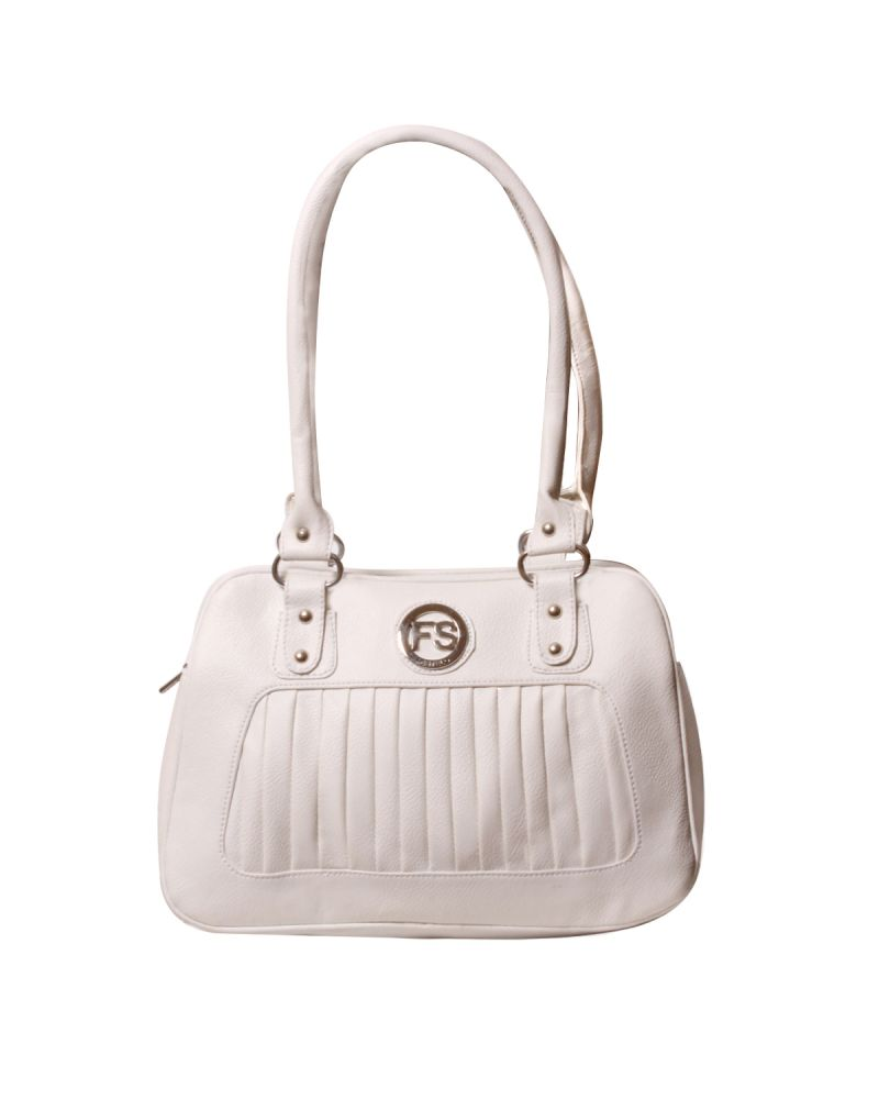 Buy Fostelo Astonishing White Handbag online