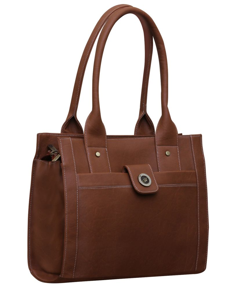 Buy Fostelo Ocean Side Tan Handbag online
