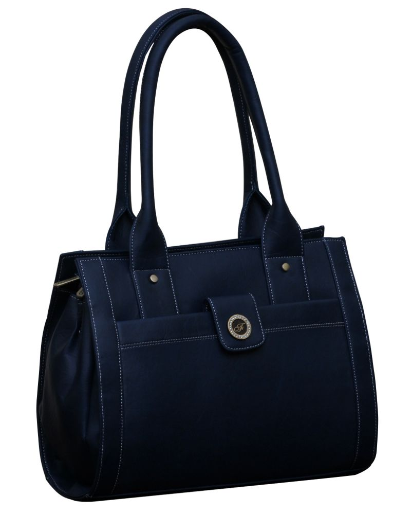 Buy Fostelo Ocean Side Blue Handbag online
