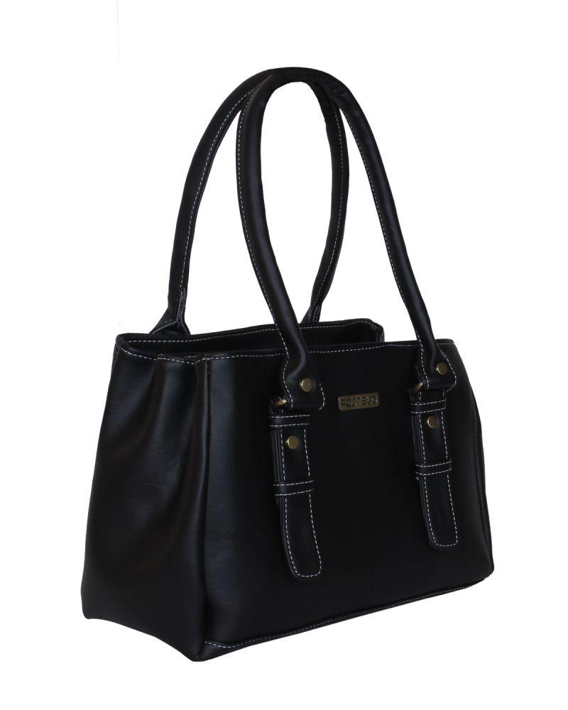 Buy Fostelo Westside Black Handbag online