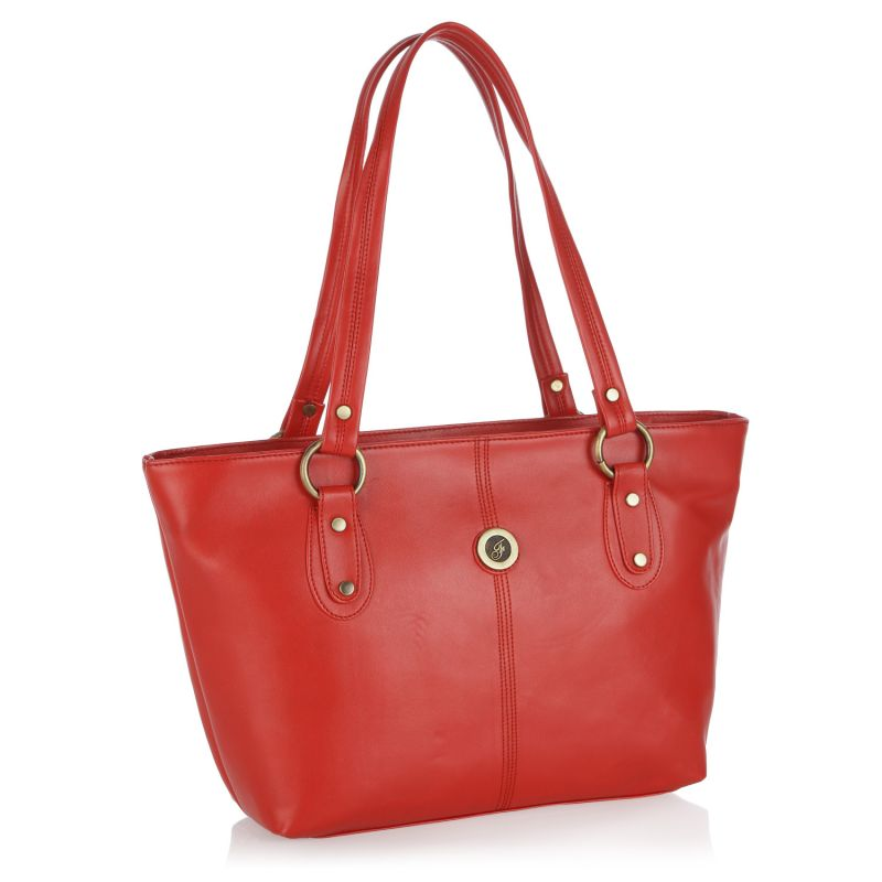 Buy Fostelo Karen Red Handbag online
