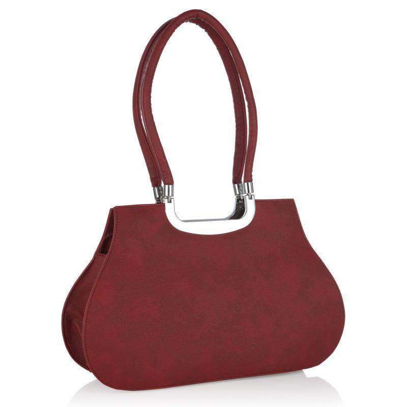 Buy Fostelo Siena Maroon Handbag online