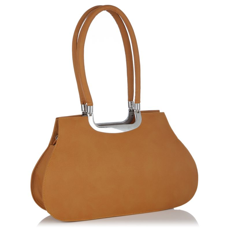 Buy Fostelo Siena Orange Handbag online