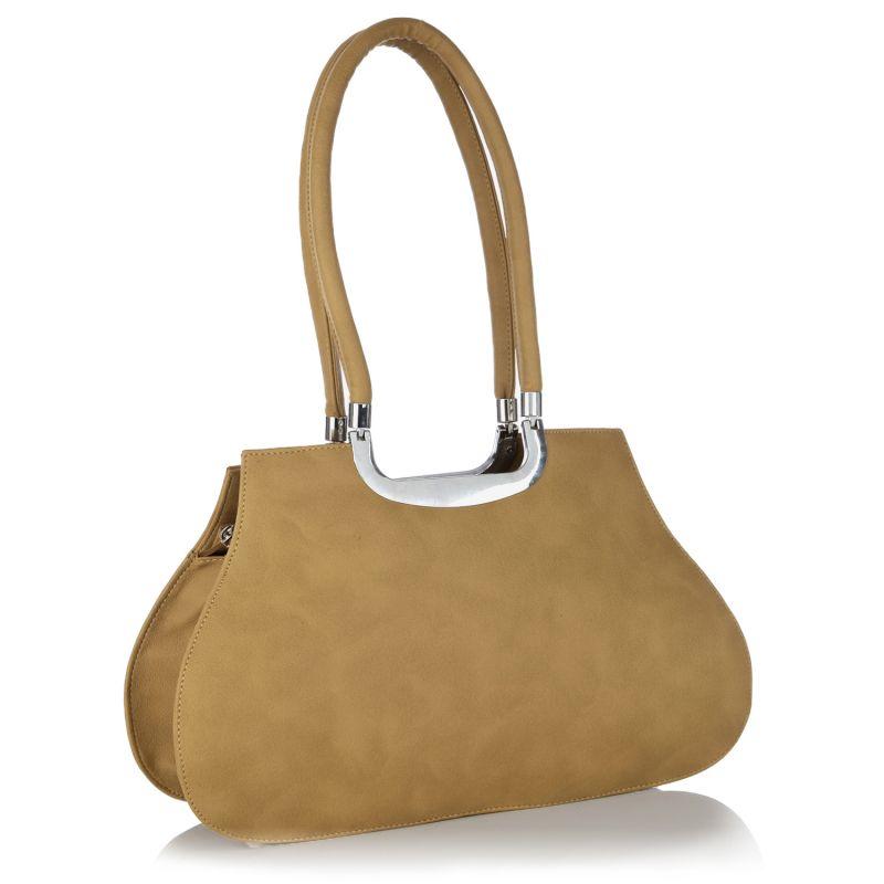 Buy Fostelo Siena Beige Handbag online