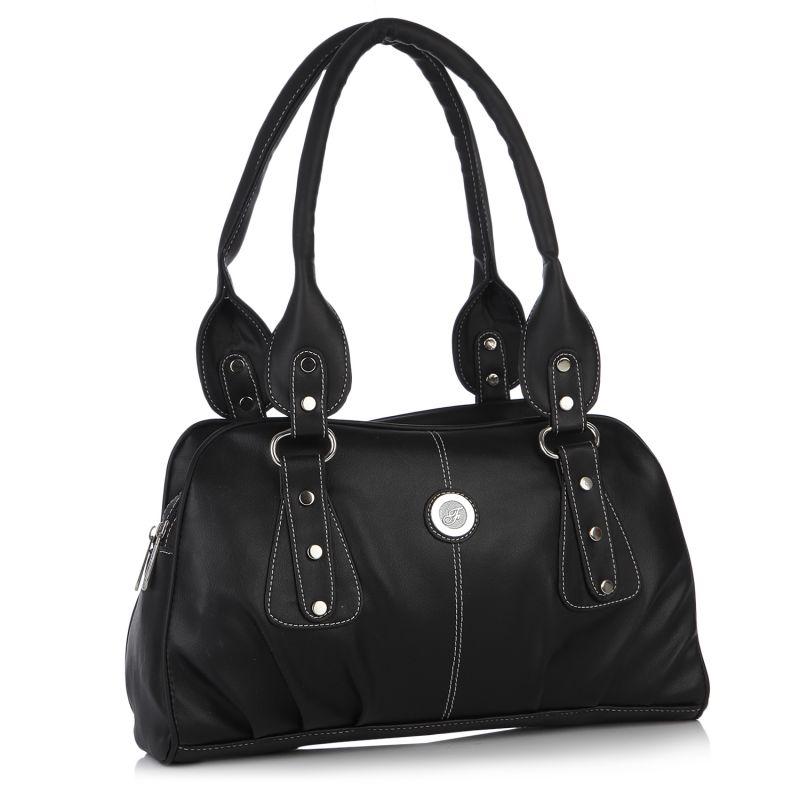 Buy Fostelo Fine Crafted Black Handbag online