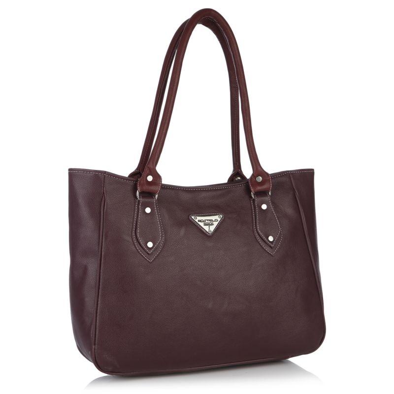 Buy Fostelo Carousel Purple Handbag online