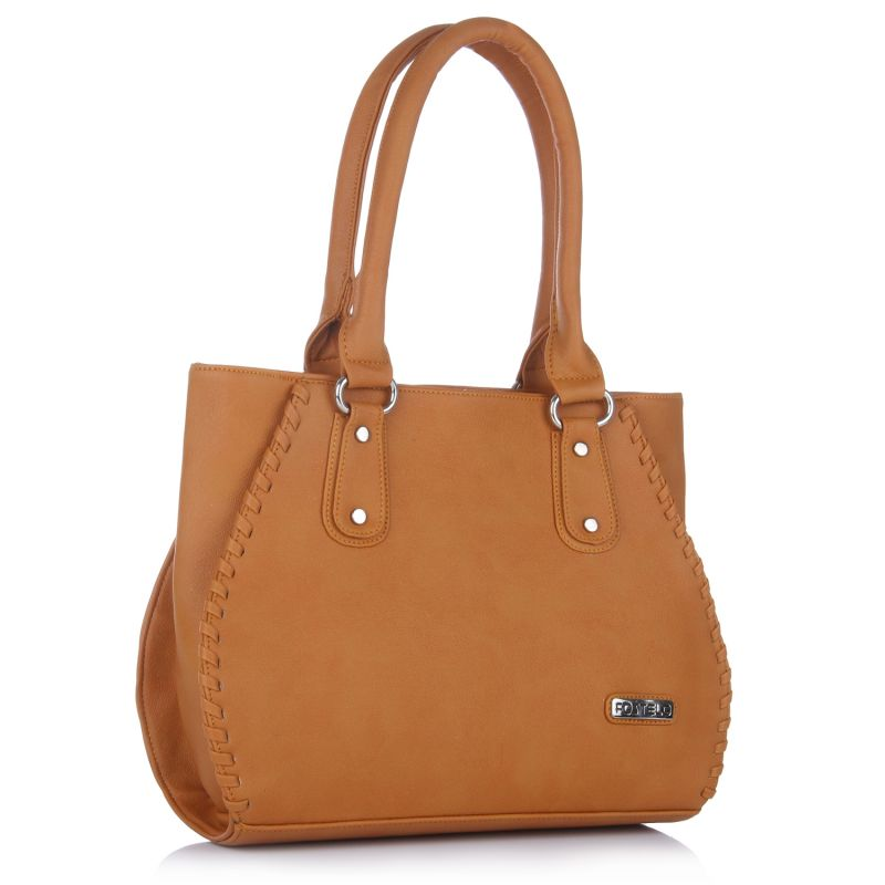 Buy Fostelo Everyday Casual Tan Handbag online