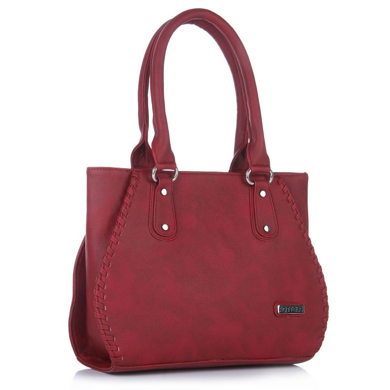 Buy Fostelo Everyday Casual Maroon Handbag online