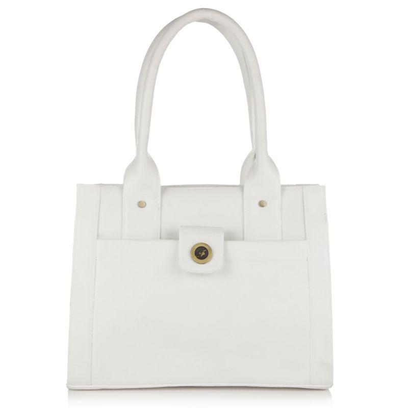 Buy Fostelo Oceanside White Handbag online