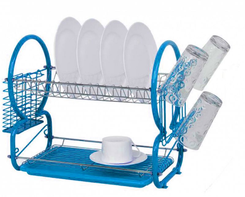 Collapsible Dish Rack White Room Essentials