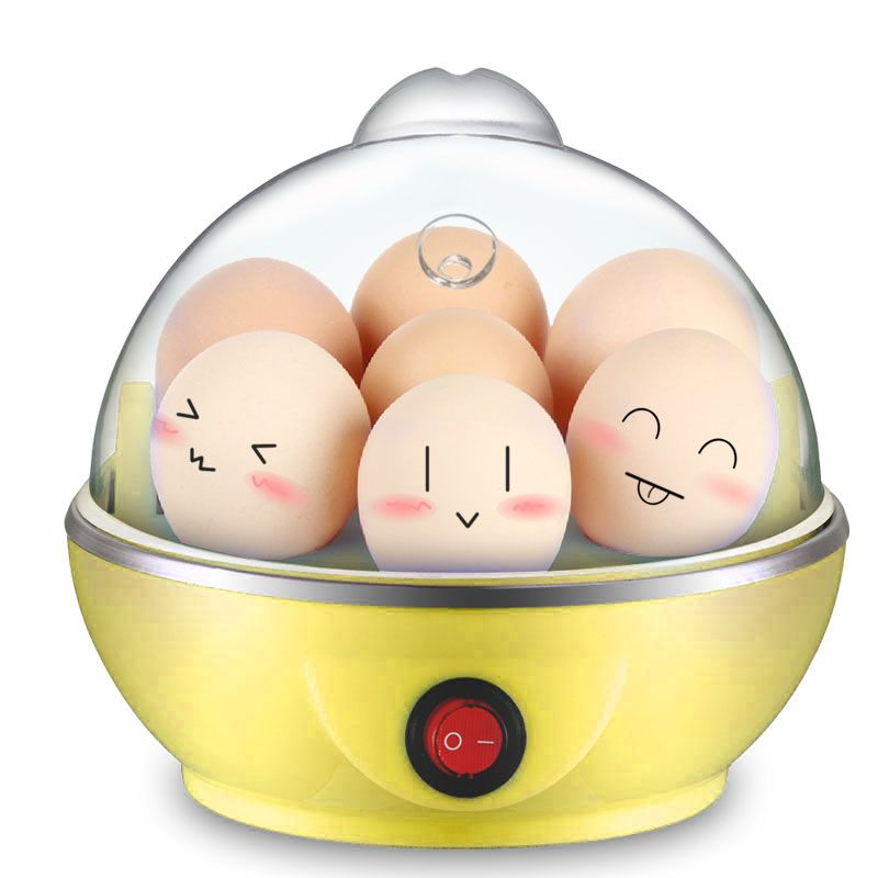 Buy Kawachi Mini Electric Egg Cooker Egg Boiler-Yellow K176 online