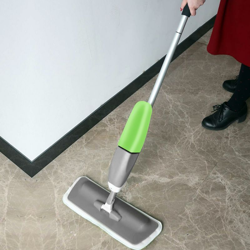 Buy Kawachi Spray Mop With Removable Washable Floor Cleaning Microfiber K354 online