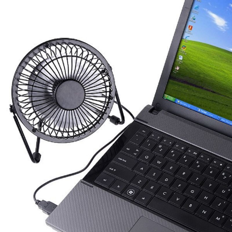 Usb Fan Mini Portable Desktop Cooling Desk Quiet For Computer Laptop Pc Best S In India Rediff Ping