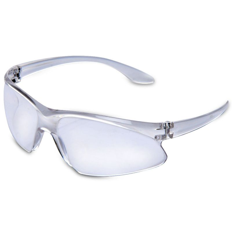 Buy Outdoor Sports Day Vision Driving White Sunglass Transparent Goggle online