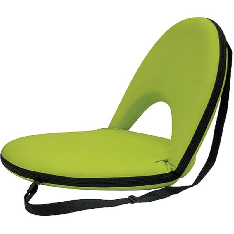 Buy Portable Reclining Yoga Chair With 6 Adjustable Positions And Shoulder  Strap Online   Best Prices In India: Rediff Shopping