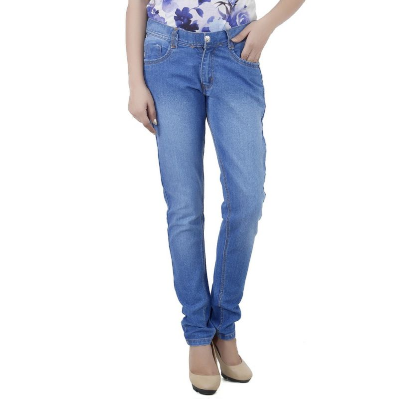 Buy Stylox Light Blue Ladies Denim online