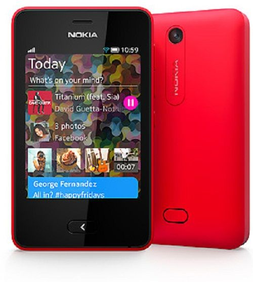 Buy Nokia Asha 501 Matte Screen Guard With Anti-reflection online