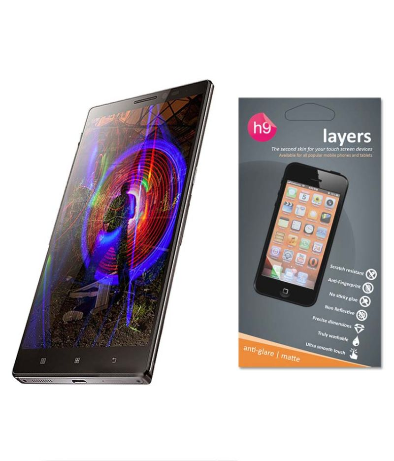 Buy Layers Lenovo K900 Matte Screen Guard online