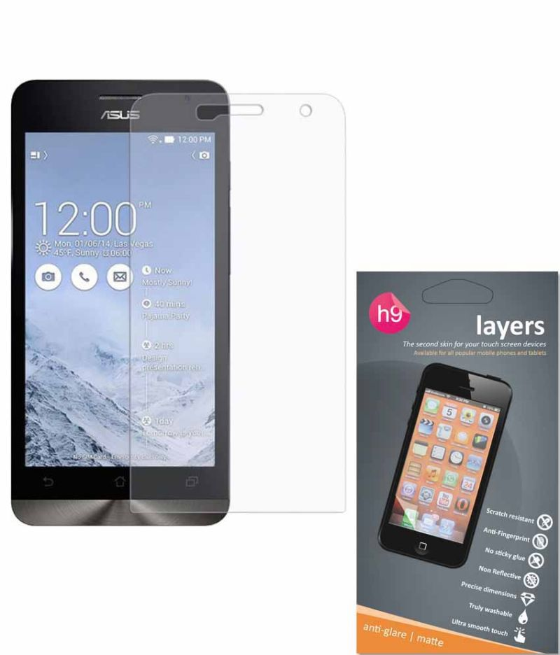 Buy Layers Asus Zenfone 5 A501cg Matte Screen Guard online