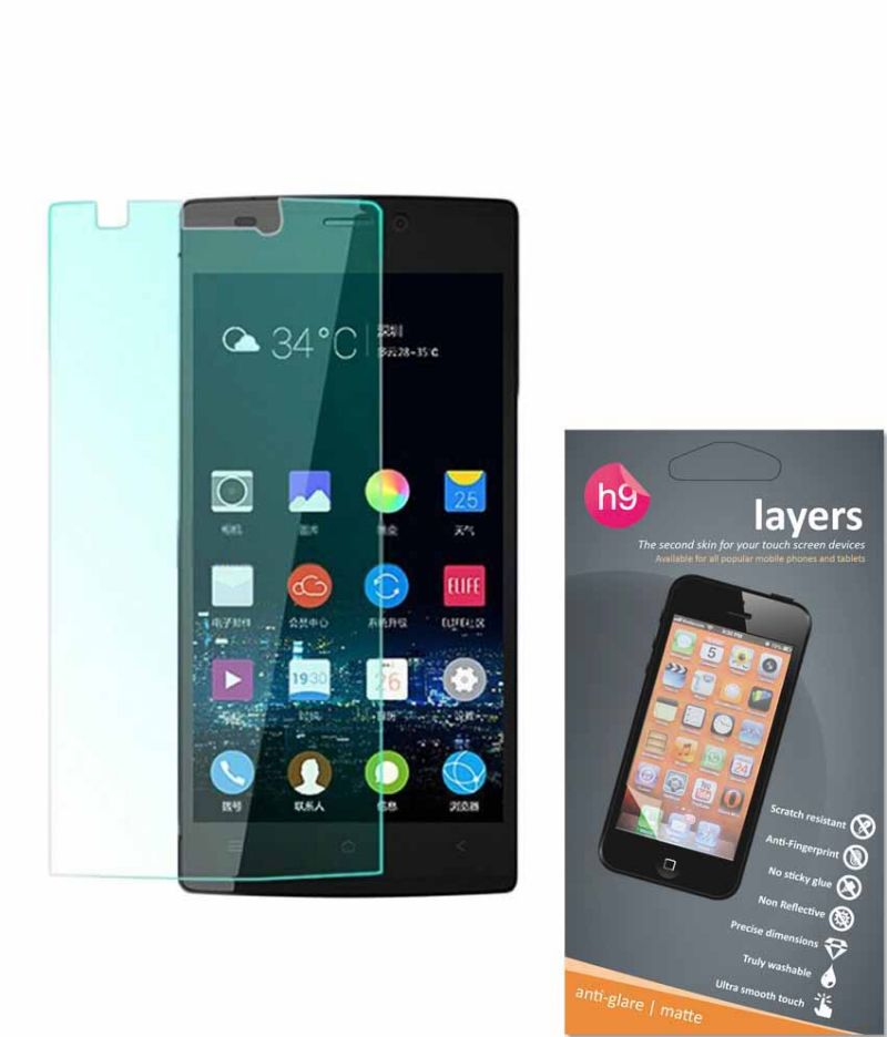 Buy Layers Gionee Elife S5.5 Matte Screen Guard online