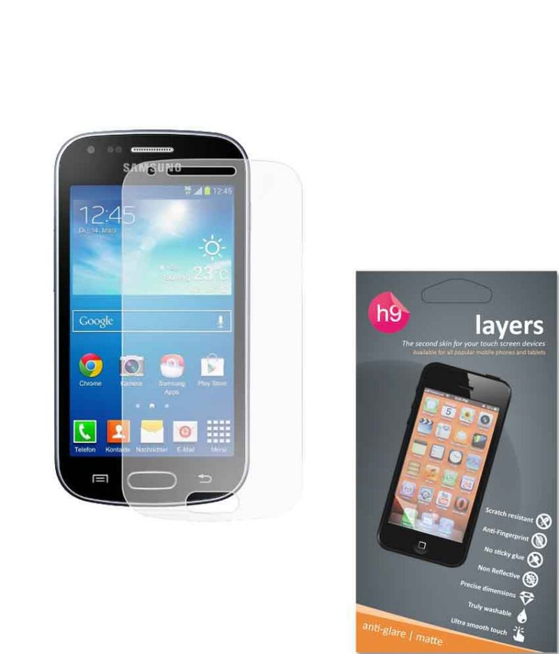 Buy Layers Galaxy S Duos 2 S7582 Matte Screen Guard online