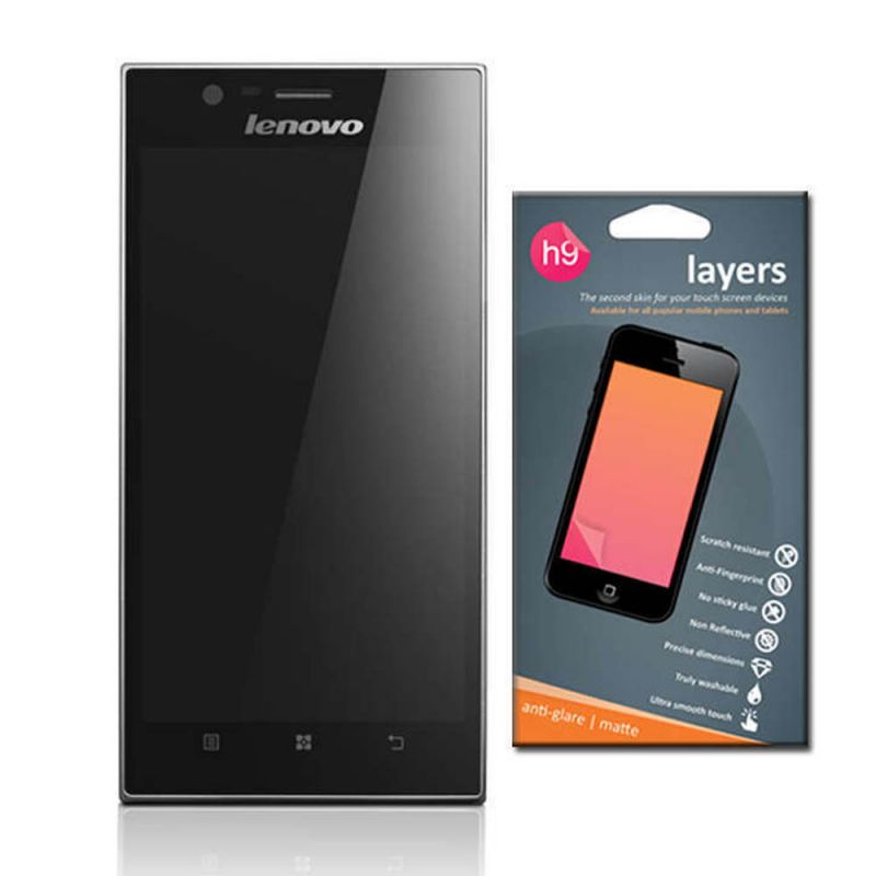 Buy Lenovo K900 Matte Screen Guard With Anti-reflection online