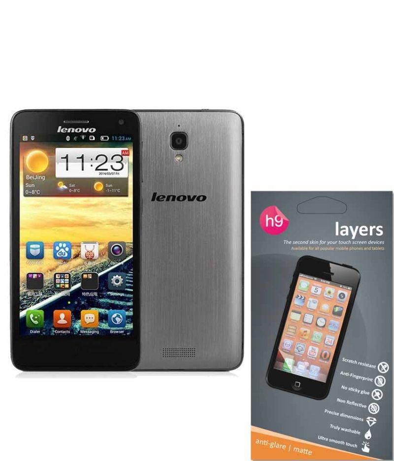 Buy Layers Lenovo S660 Matte Screen Guard online