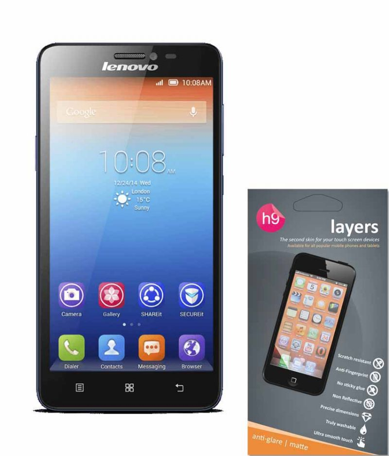 Buy Layers Lenovo S850 Matte Screen Guard online