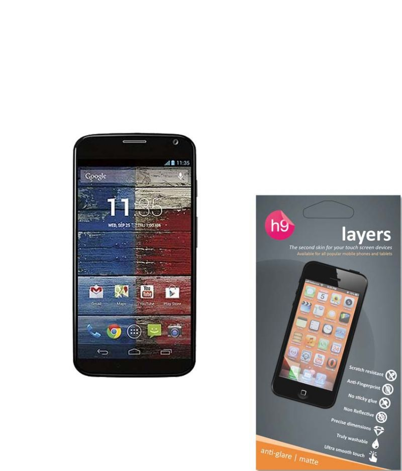 Buy Layers Moto X Matte Screen Guard online