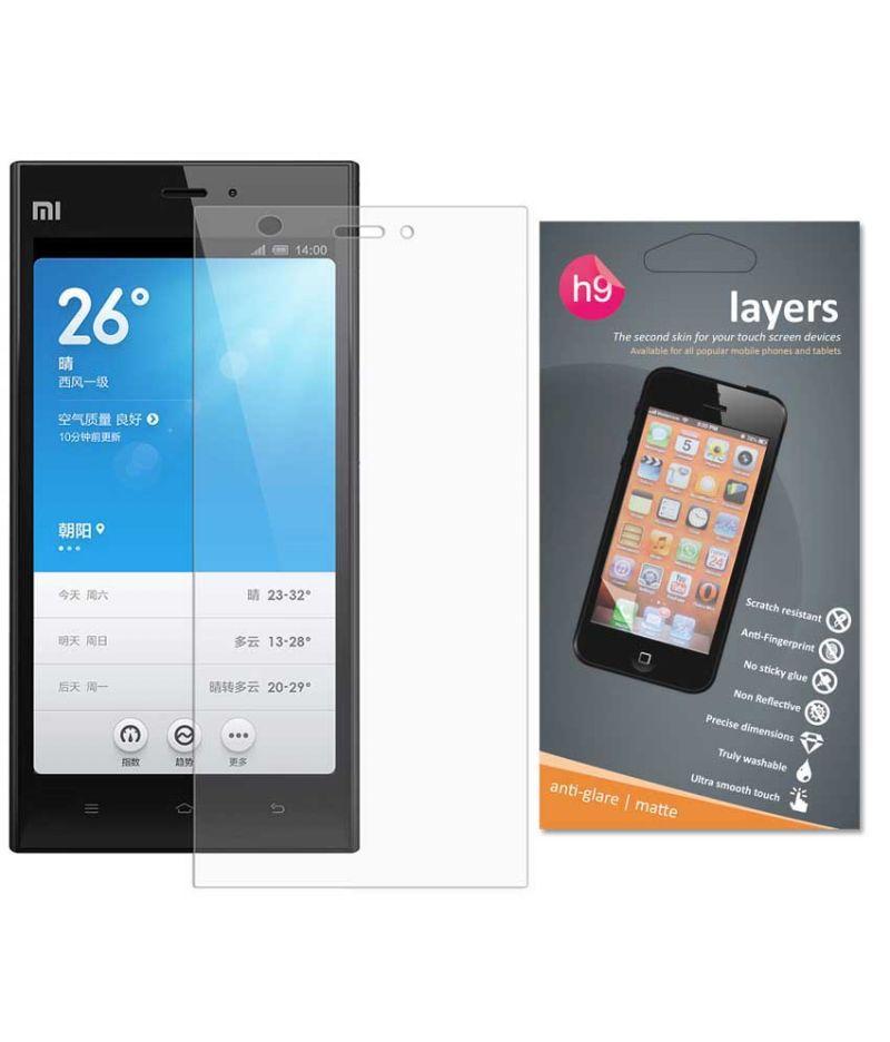 Buy Layers Xiaomi Mi3 Matte Screen Guard online