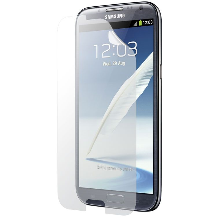 Buy Samsung Note II Matte/ Anti Glare Screen Guard online