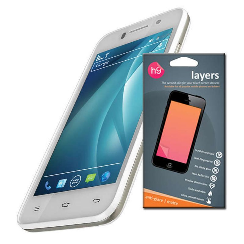 Buy Xolo Q800 Matte Screen Guard With Anti-reflection online