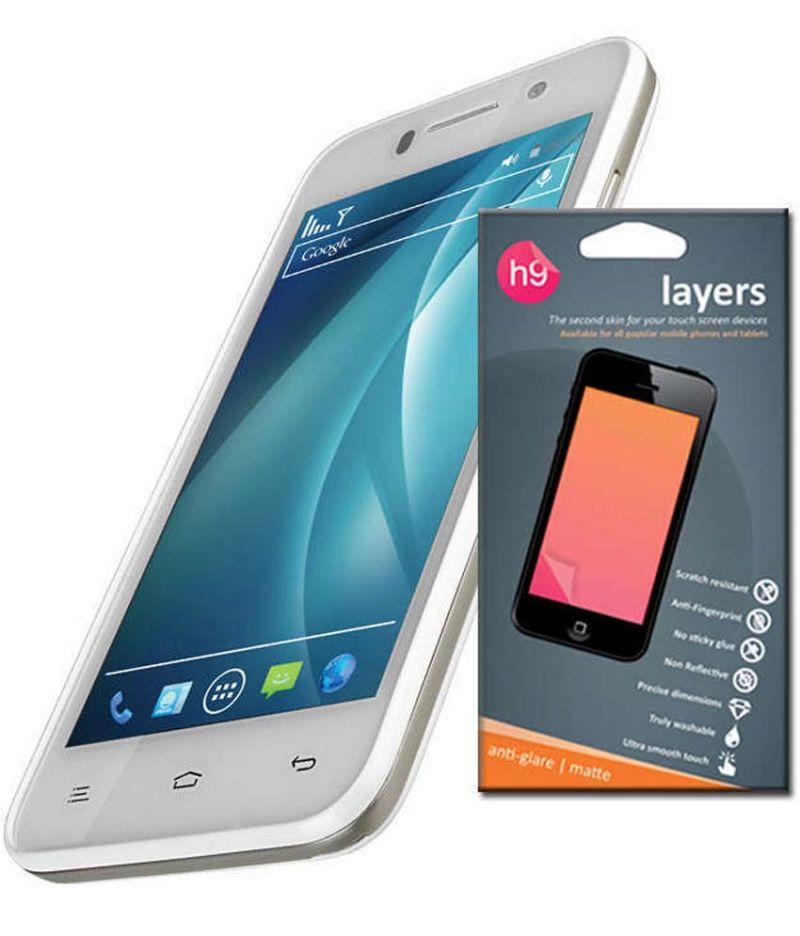Buy Layers Xolo Q800 Matte Screen Guard online