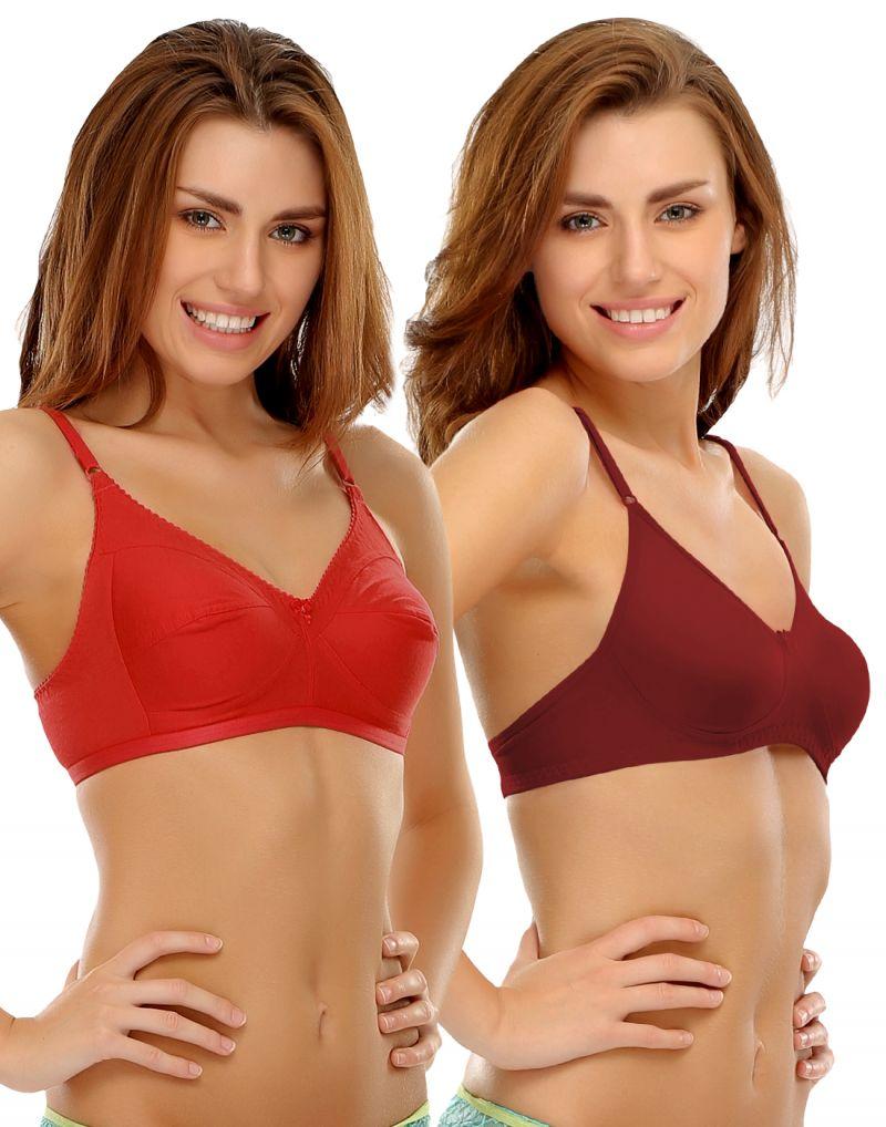 Buy Clovia Pack Of 2 Bra-(product Code- Combobr25) online