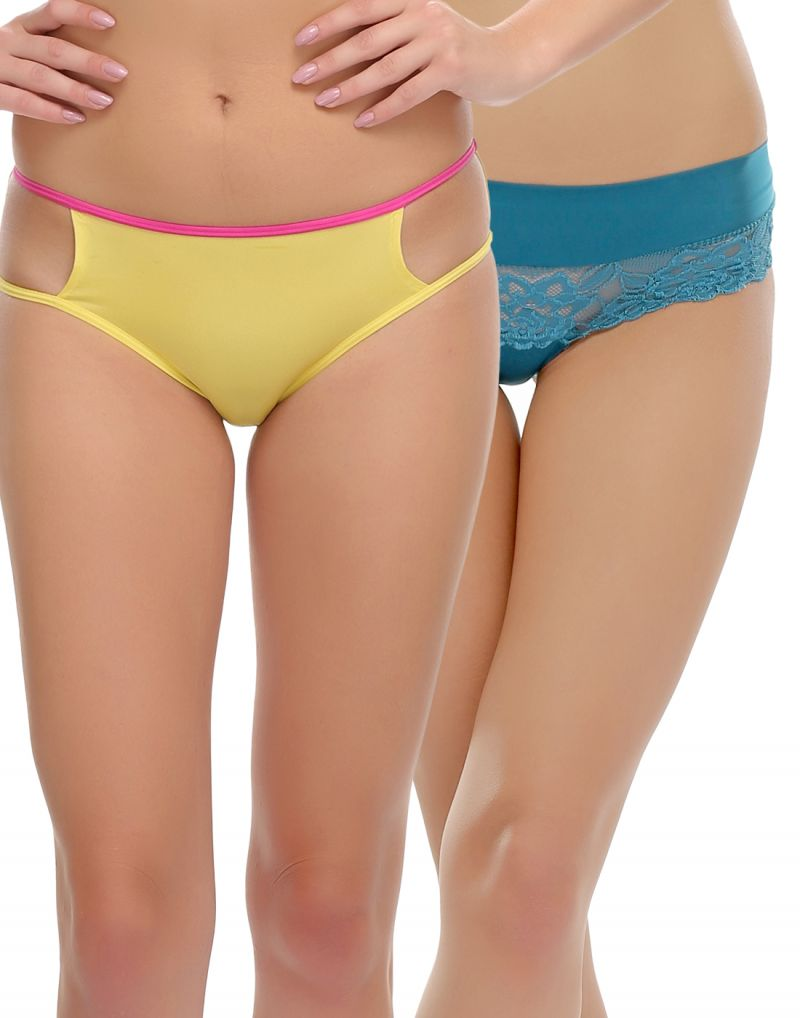 Buy Clovia Pack Of 2 Panty-(product Code- Combopn85) online