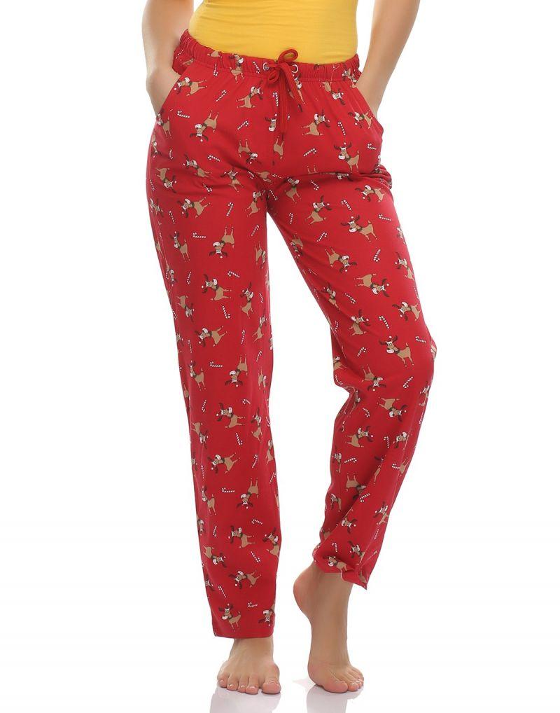 Buy Clovia Cotton Pyjama With Funky Prints Lb0015p04 online