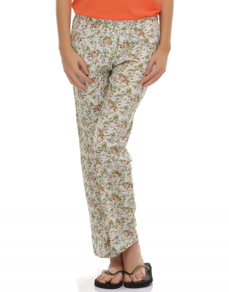 Buy Clovia Fresh Floral Comfy Pyjamas Ns0431p07 online