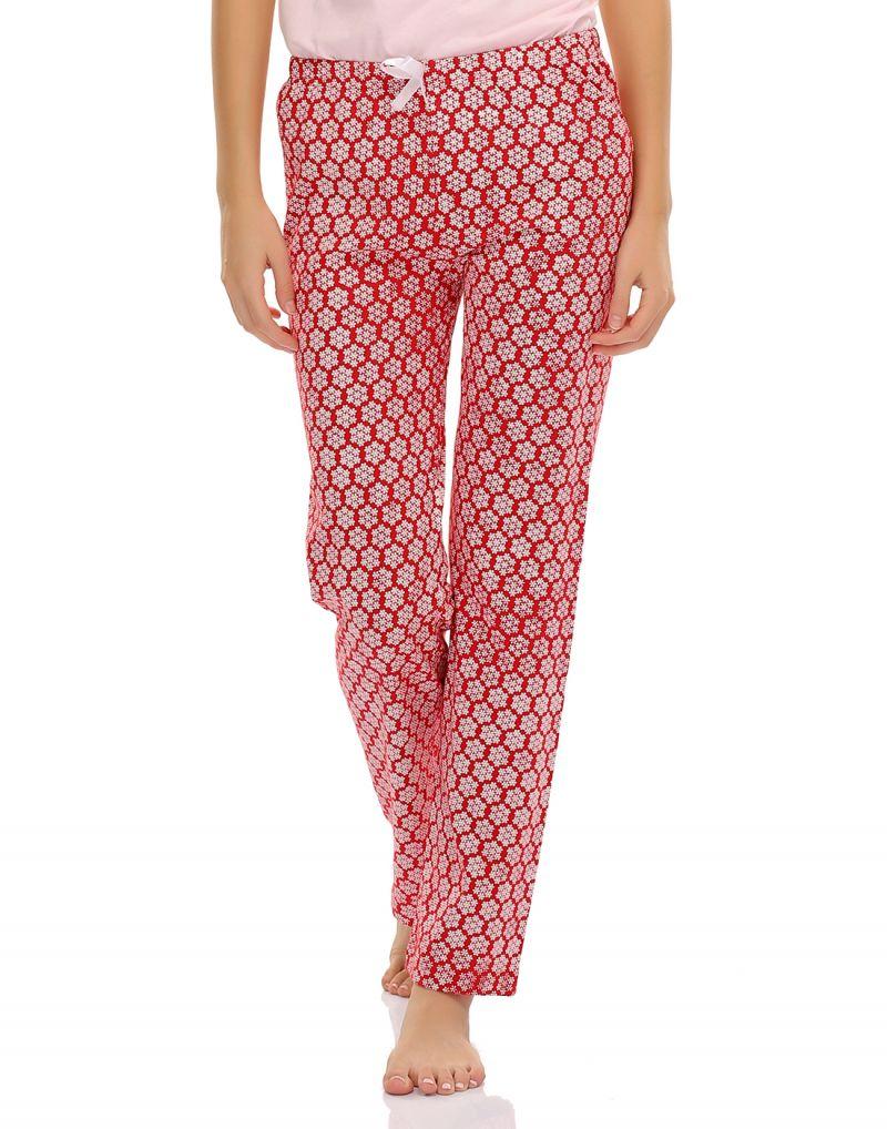 Buy Clovia 100% Cotton Cotton Pyjama (product Code - Ns0432p04 ) online