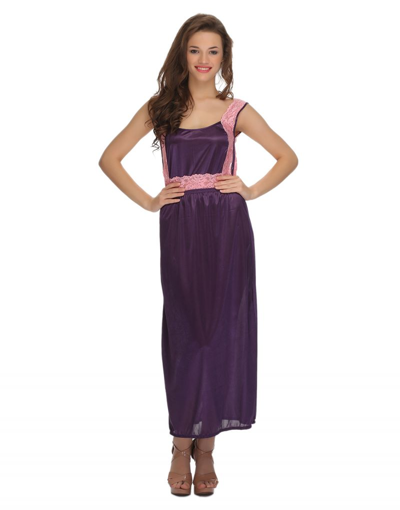 Buy Clovia Long Nighty (code- Ns0564g15o) online
